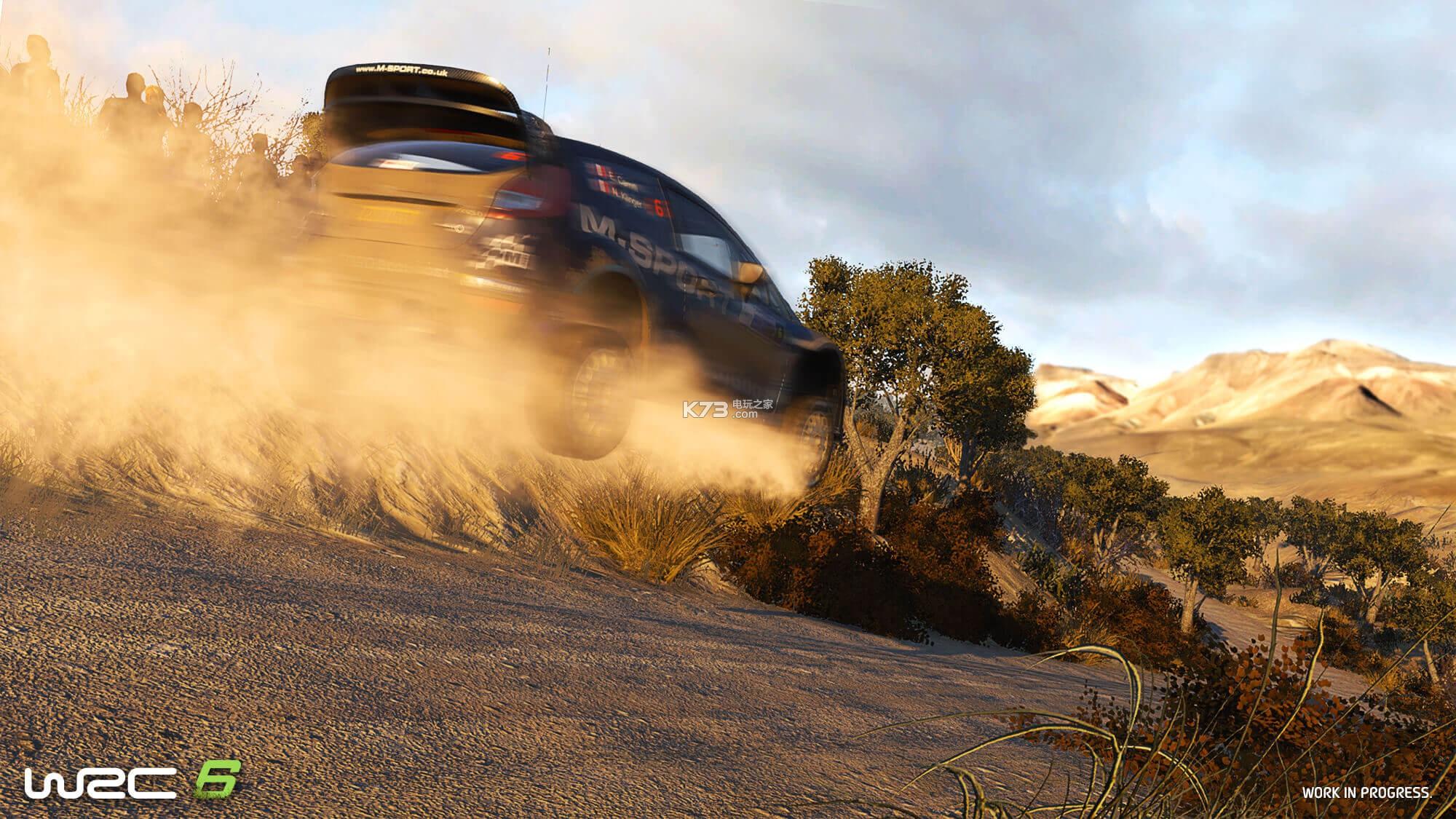 WRC世界汽车拉力锦标赛6 汉化硬盘版下载 截图