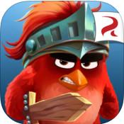 愤怒的小鸟英雄传 v1.4.3 无限金币破解版下载