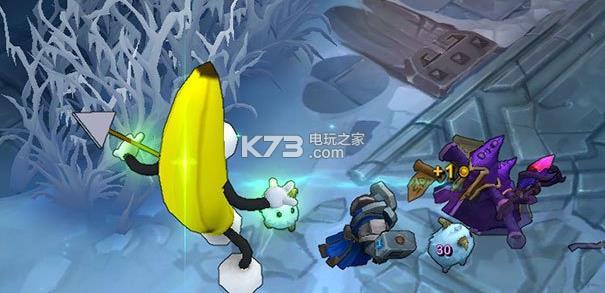 《英雄联盟(lol)末日使者费德提克卡通香蕉自制皮肤》是一个非常可爱的皮肤了,看上去简直是萌萌哒了,如果玩家们喜欢这款游戏的话,相信对于皮肤来说也是比较的喜爱的了。这里就给大家分享了末日使者的皮肤,有需要的可以来下载。