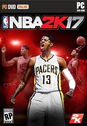 NBA2K17传奇黄金版中文破解版下载