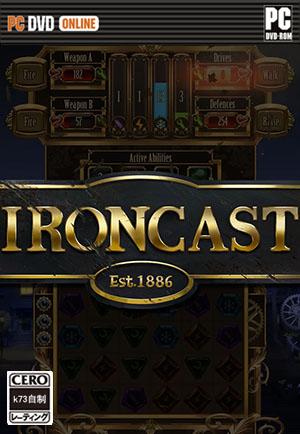 铸铁Ironcast 中文硬盘版下载