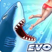 饥饿鲨进化国际版 v6.6.2 无限金币钻石版下载