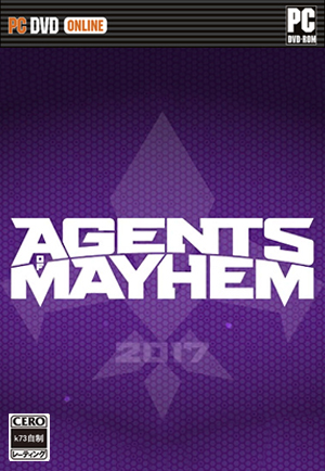 混乱特工Agents of Mayhem中文版下载