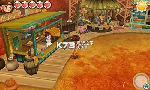 牧场物语三个村庄的珍贵朋友 美版下载 截图