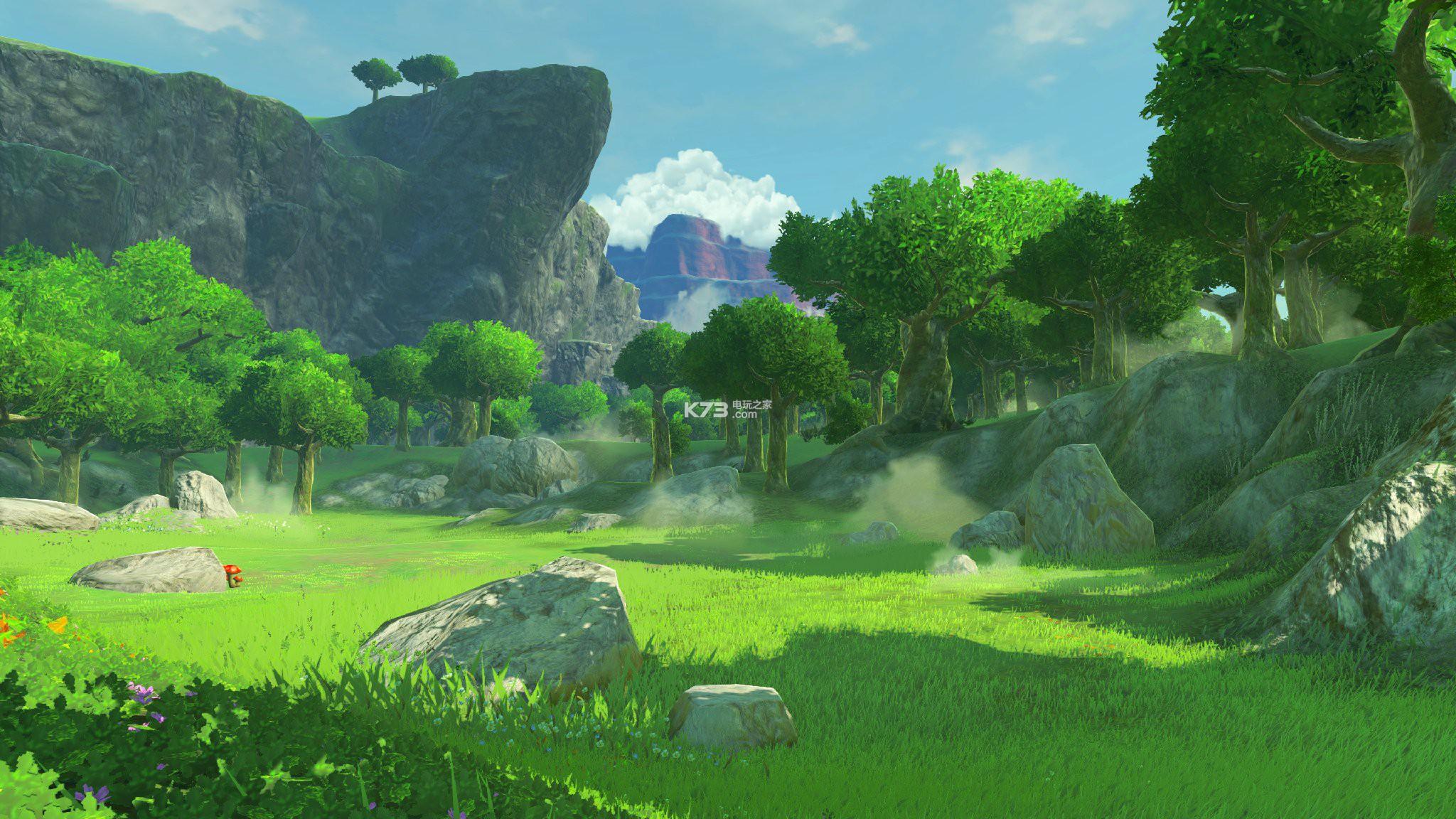 塞尔达传说荒野之息 日版下载 截图
