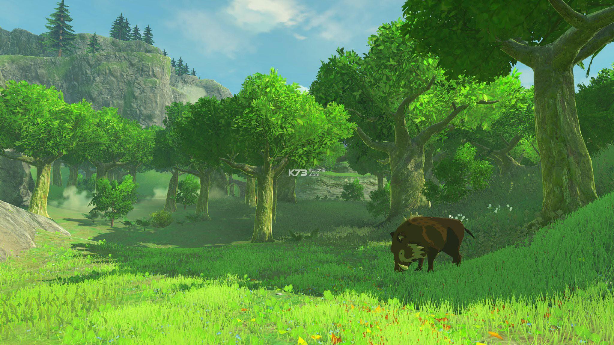 塞尔达传说荒野之息 美版下载 截图