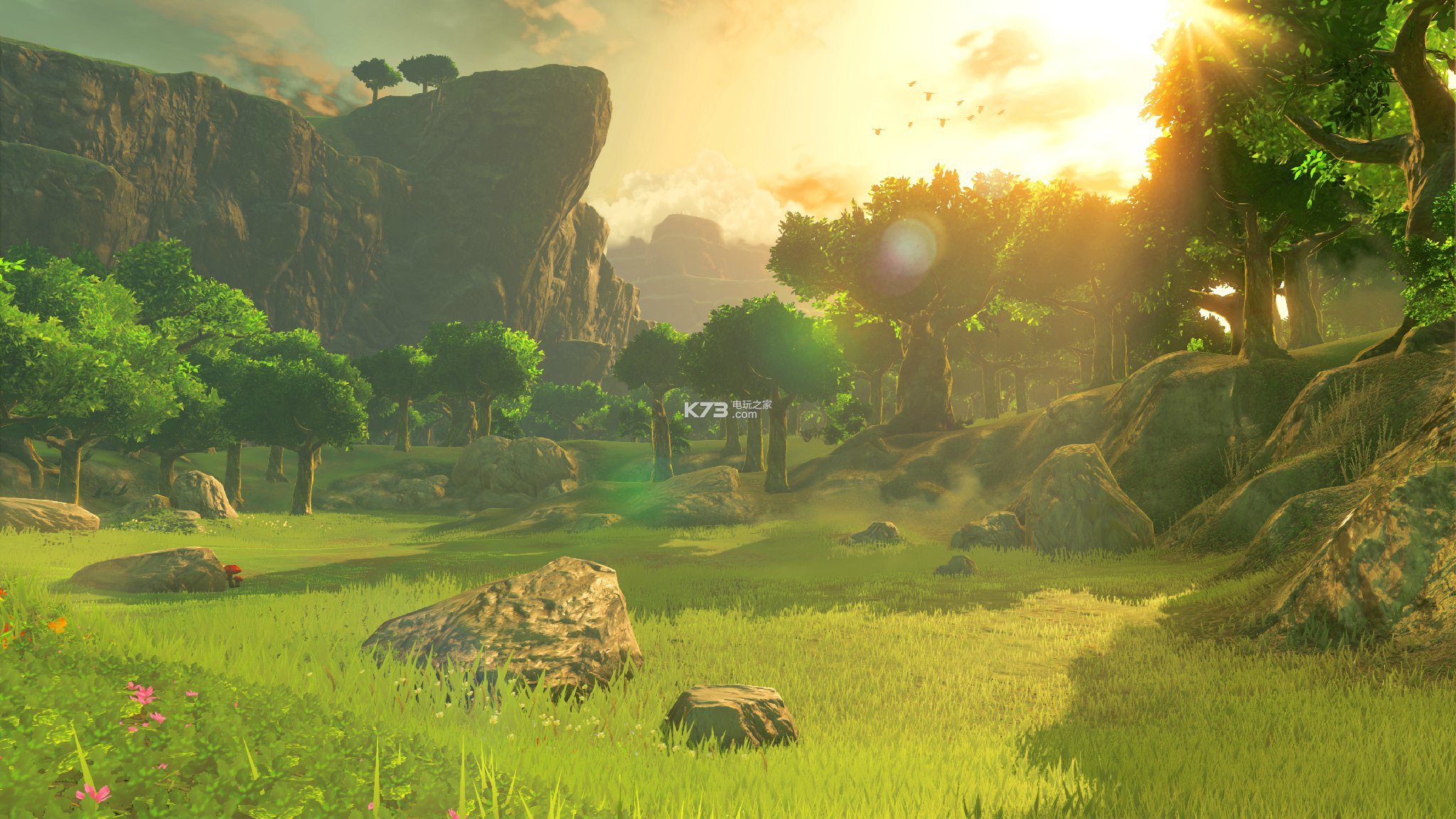 塞尔达传说荒野之息 欧版下载 截图