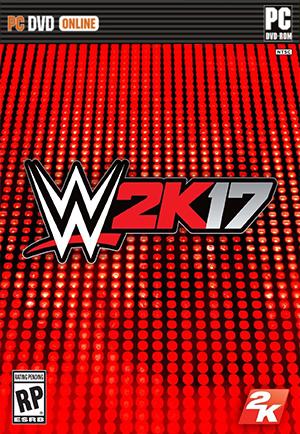 WWE2K17汉化破解版下载