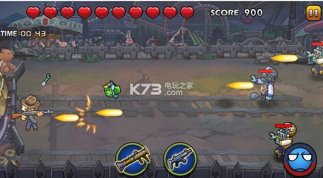 疯狂的牛仔致命枪杀 v1.0 中文破解版下载 截图