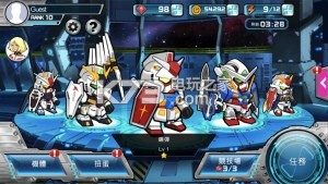 LINE钢弹大乱斗 v1.0 ios官网下载 截图