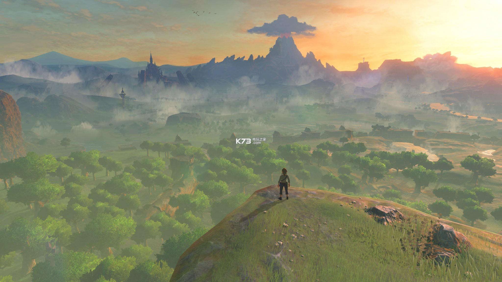 塞尔达传说荒野之息 试玩版下载 截图