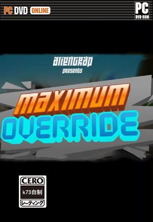 [PC]最大覆盖Maximum Override免安装版下载 Maximum Override破解版下载