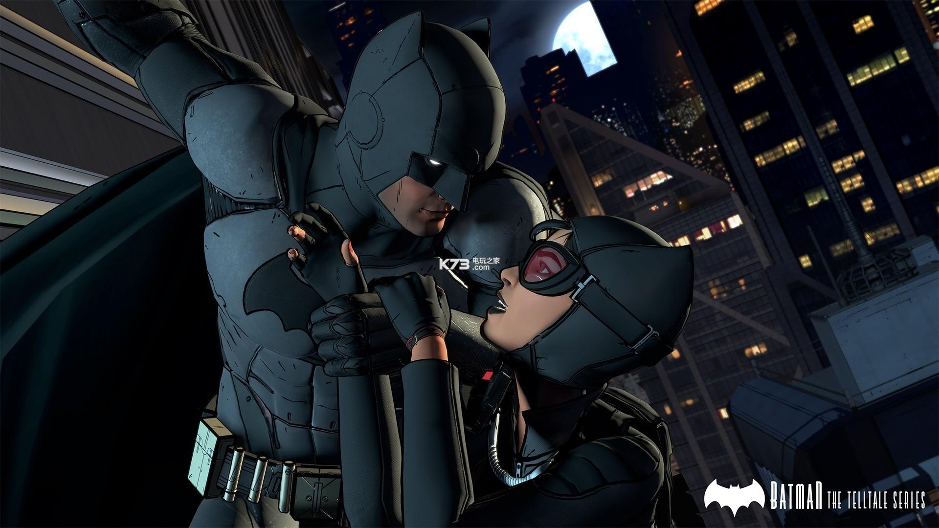 蝙蝠侠故事版 全章节中文god版下载 截图
