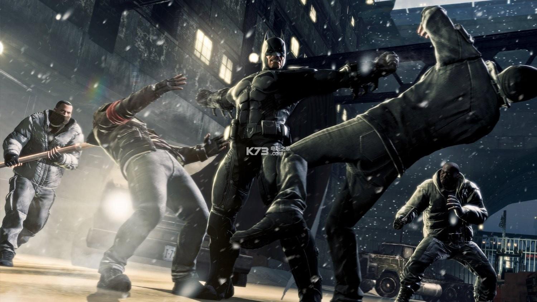 蝙蝠侠阿甘起源 欧版下载 截图