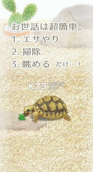 治愈的海龟育成 v1.1 安卓版下载 截图