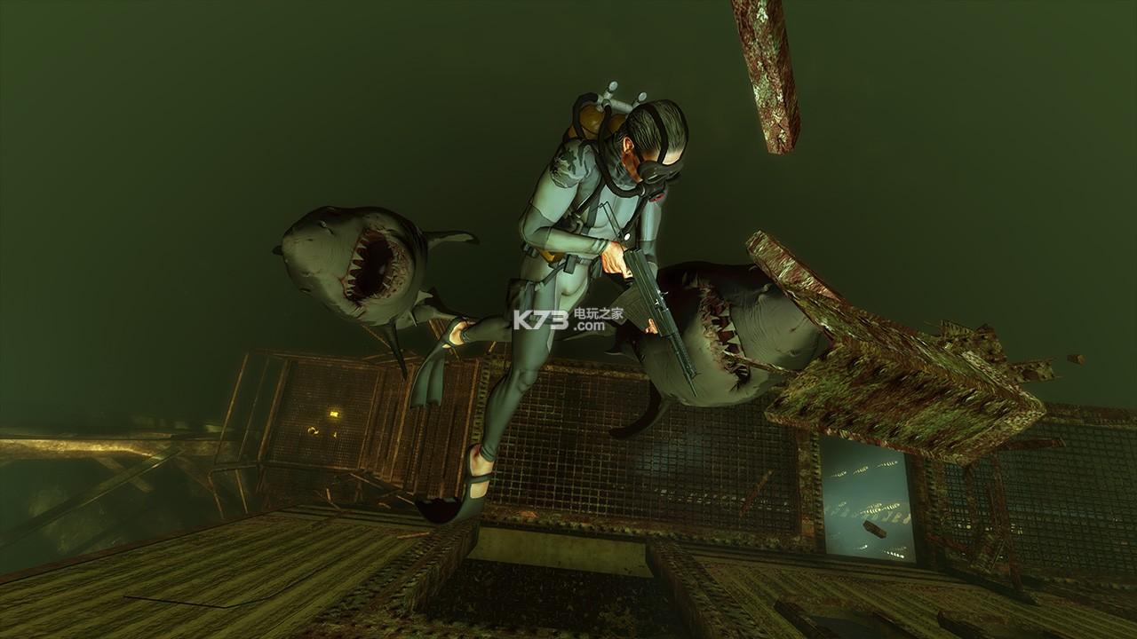 深海depth 无限子弹修改器下载