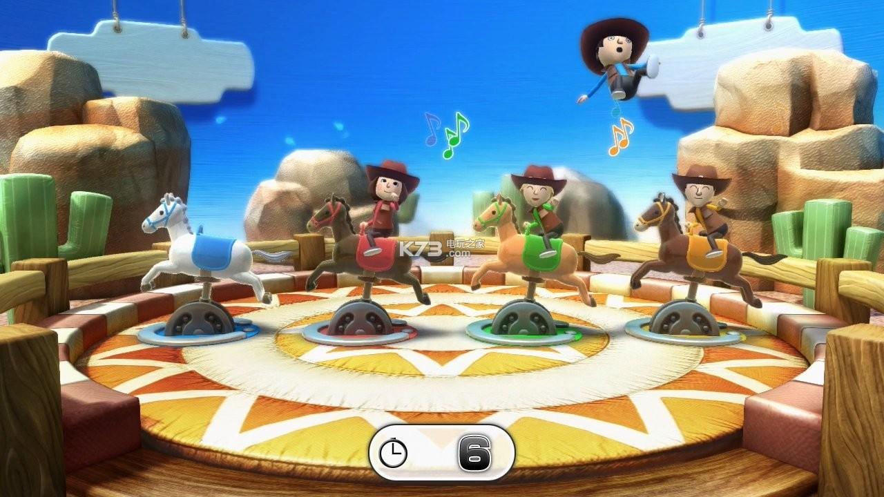 Wii派对U 欧版下载 截图