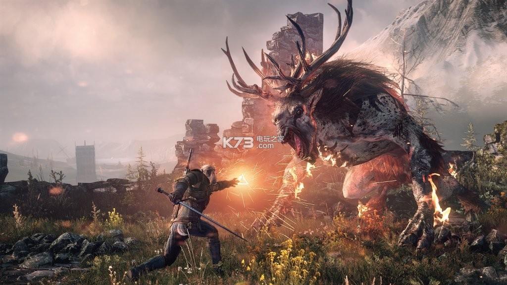 巫师3狂猎年度版 中文版预约 截图