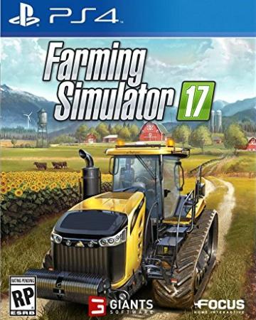 [PS4]模拟农场17中文版预约 模拟农场17中文版预约