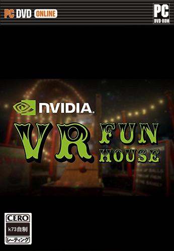 英伟达VR游乐园Steam免费下载