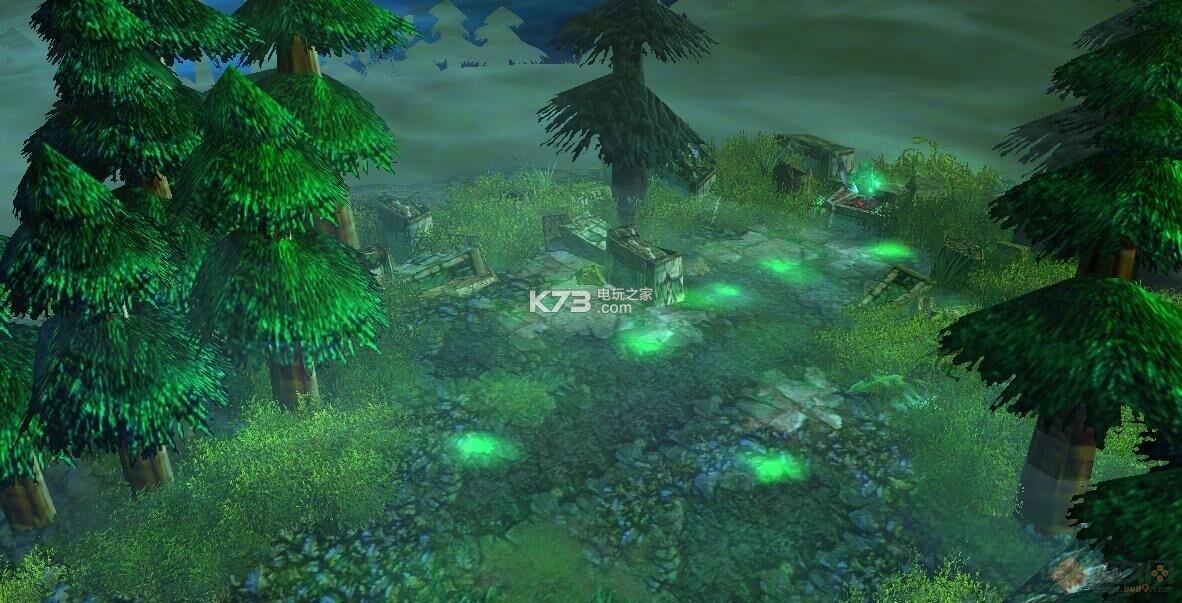 沉沦之地黑暗森林 下载v1.0.图片