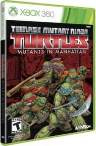 忍者神龟曼哈顿变种全区ISO版下载