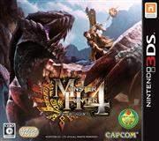 怪物猎人4 日版游戏下载