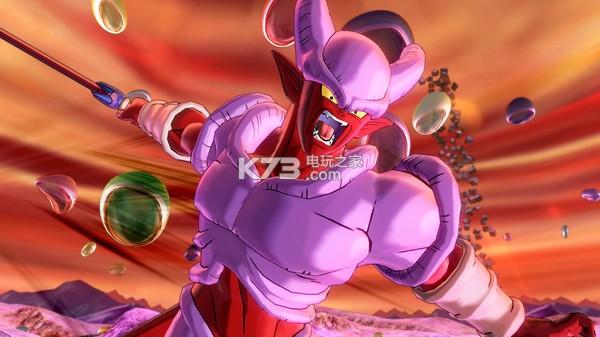 龙珠超宇宙2 繁体中文版下载 截图
