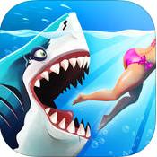 饥饿的鲨鱼世界无限金币宝石版下载