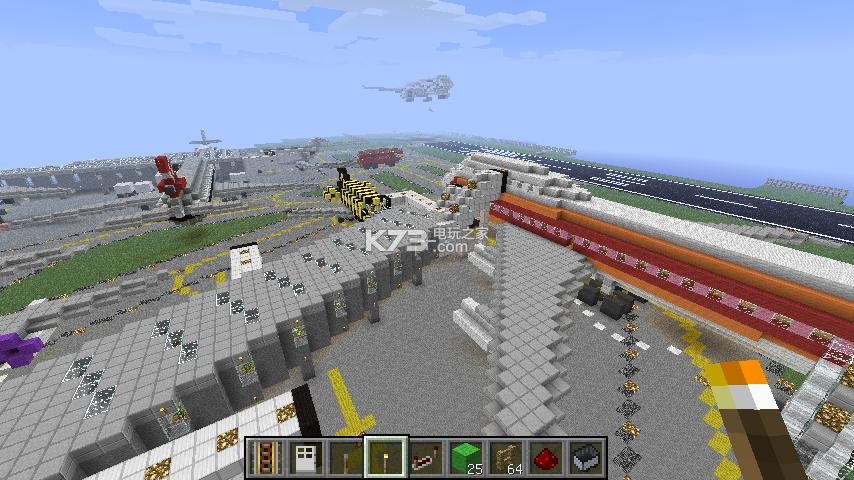我的世界飞机mod下载