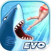 饥饿鲨进化内购破解版下载v5.0.0