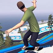 极限雪岭大赛滑板人生安卓手机版下载v1.1