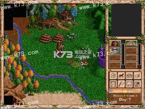 英雄无敌2 v1.0 手机版下载 截图