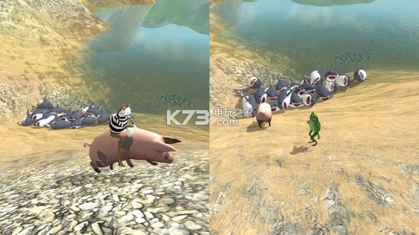 青蛙模拟器 中文版下载 截图