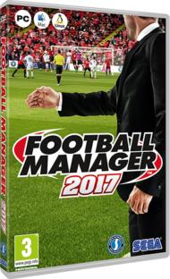 足球经理2017 汉化硬盘版下载
