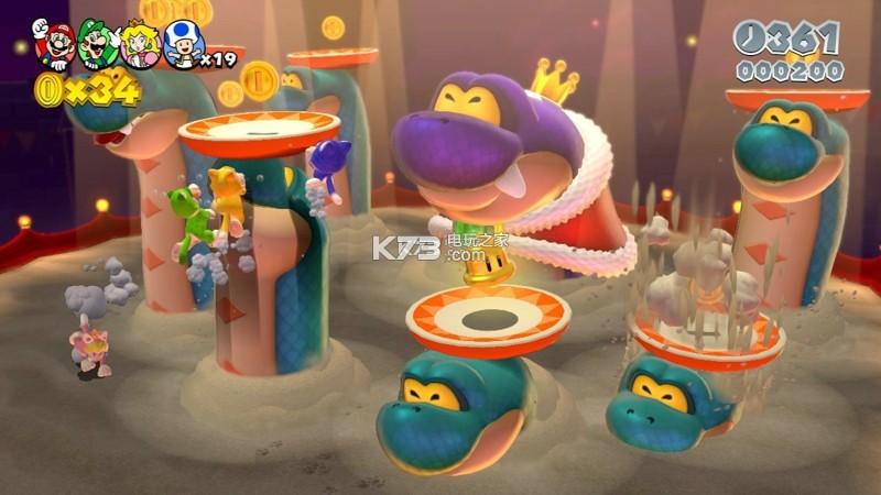 超级马里奥3D世界 美版wud版下载 截图