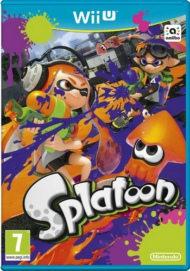 Splatoon 美版wud下载