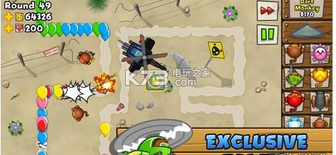 气球防御5 v1.0 iphone安卓正版下载 截图