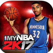 My NBA 2K17苹果版下载v1.0.2