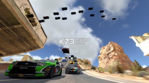 赛道狂飙2峡谷 中文版下载 截图