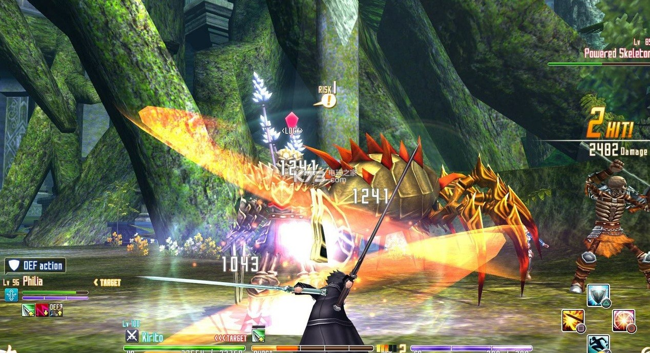 首页 游戏库 刀剑神域虚空碎片  游戏截图 游戏介绍: 《刀剑神域虚空