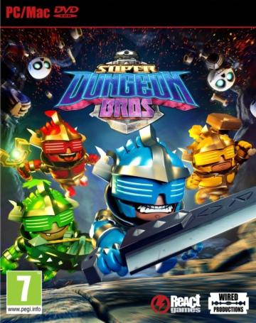 pc 超级地牢兄弟离线版下载 Super Dungeon B