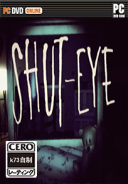 闭上眼睛汉化硬盘版下载 Shut Eye中文版下载