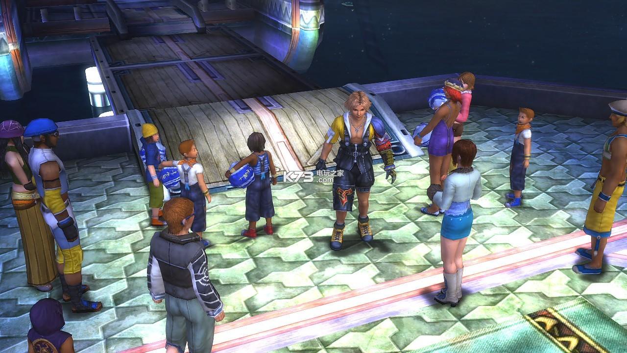 最终幻想10-2高清版 亚版下载 截图