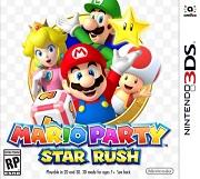 [3DS, New 3DS]3ds 马里奥聚会星星冲刺欧版下载 马里奥聚会群星冲刺cia