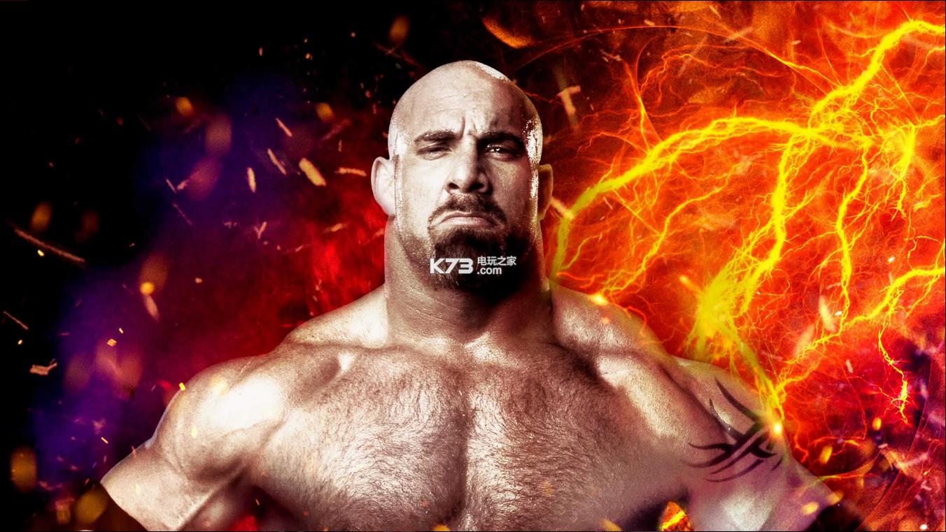 美国职业摔角2K17 美版下载 截图