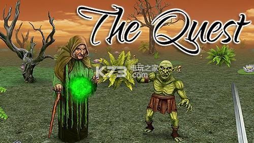 游戏截图 游戏介绍: 《the quest手游安卓版》是redshift games推出