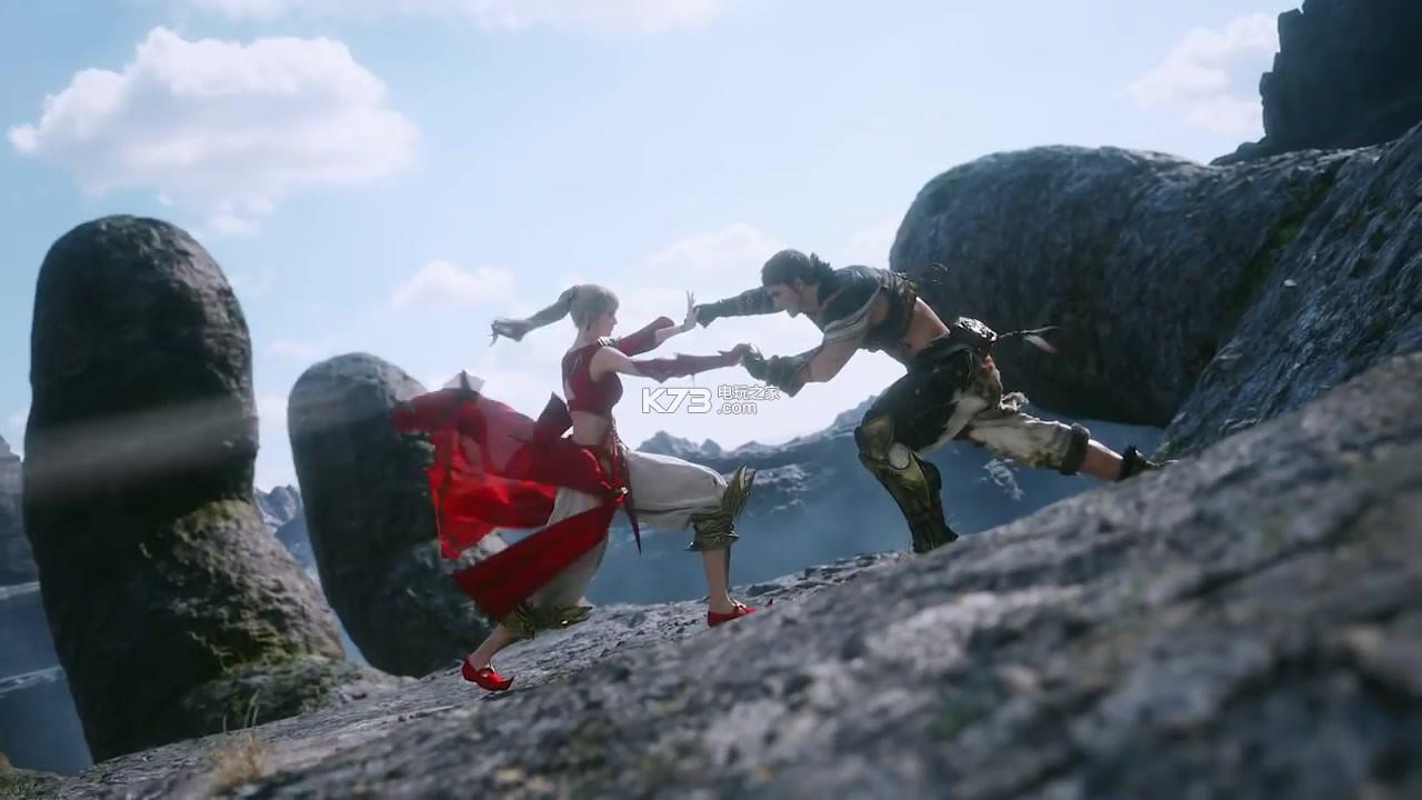 最终幻想14红莲的解放者 简体中文版下载 截图