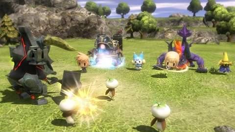 最终幻想世界 中文整合版+DLC下