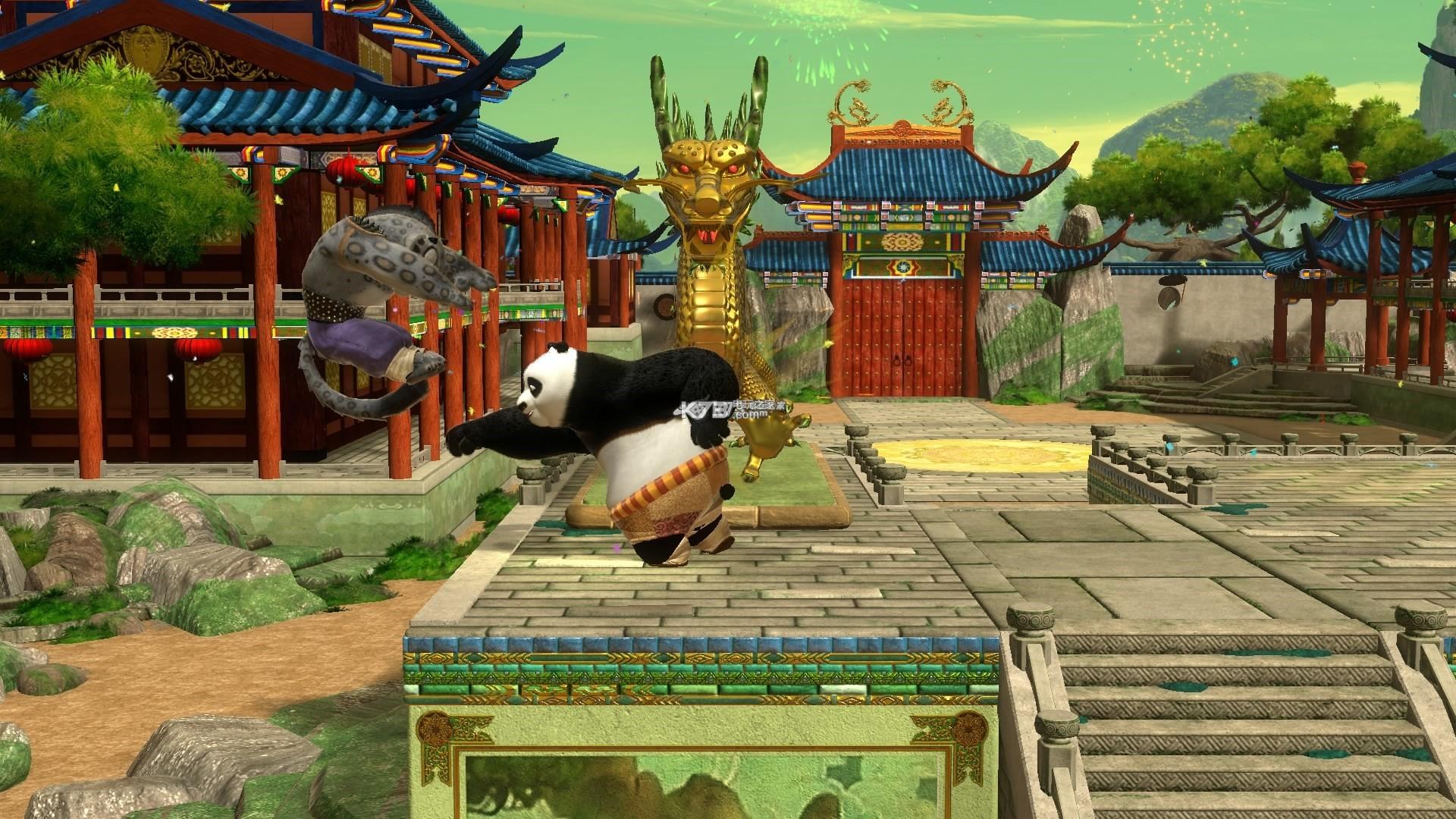 功夫熊猫传奇对决 欧版下载 截图